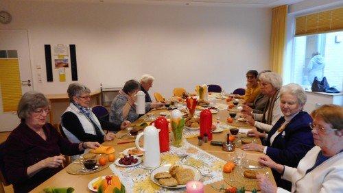Frauen-Frühstück Christuskirche z. Zt. nicht!