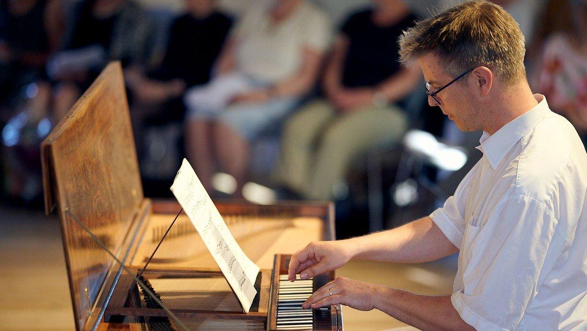 Clavichordmusik  fra den danske guldalder