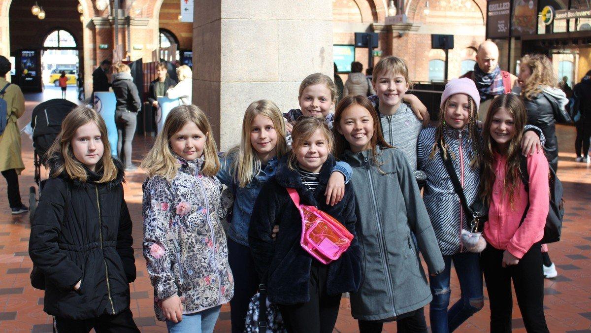 Fællesprøve Juniorkor OG Ungdomskor