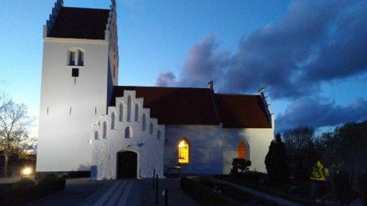 Kirke, kunst og landskab - Asmindrup og Egebjerg Kirker