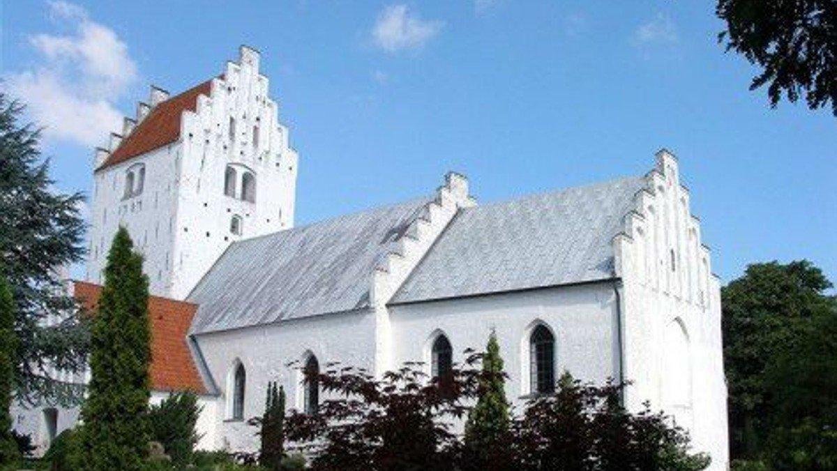 Kirke, kunst og landskab - Vig og Grevinge Kirker