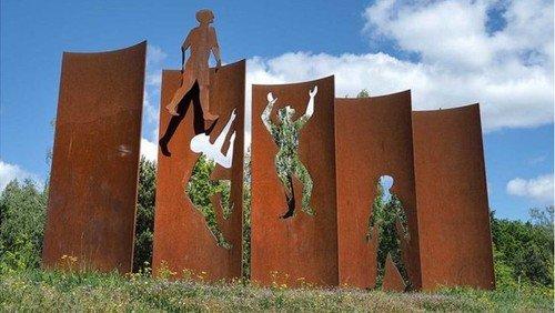 Geteilte Stadt unter einem Himmel: Ökumenisches Gedenken zum Mauerbau