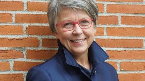 Onsdagscafe - V. Inger Hjuler Bergeon