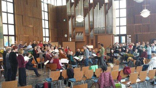 GROPIUSSOIRÉE - Praetorius Barockwerkstatt-Konzert