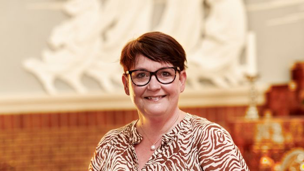Tirsdagstræf: Foredrag v/ hospicepræst Charlotte Clante