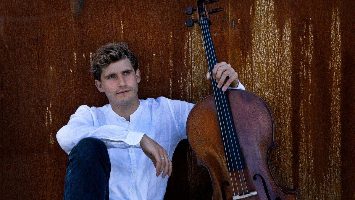 Musikalsk salon: Cellist Andreas Brantelid