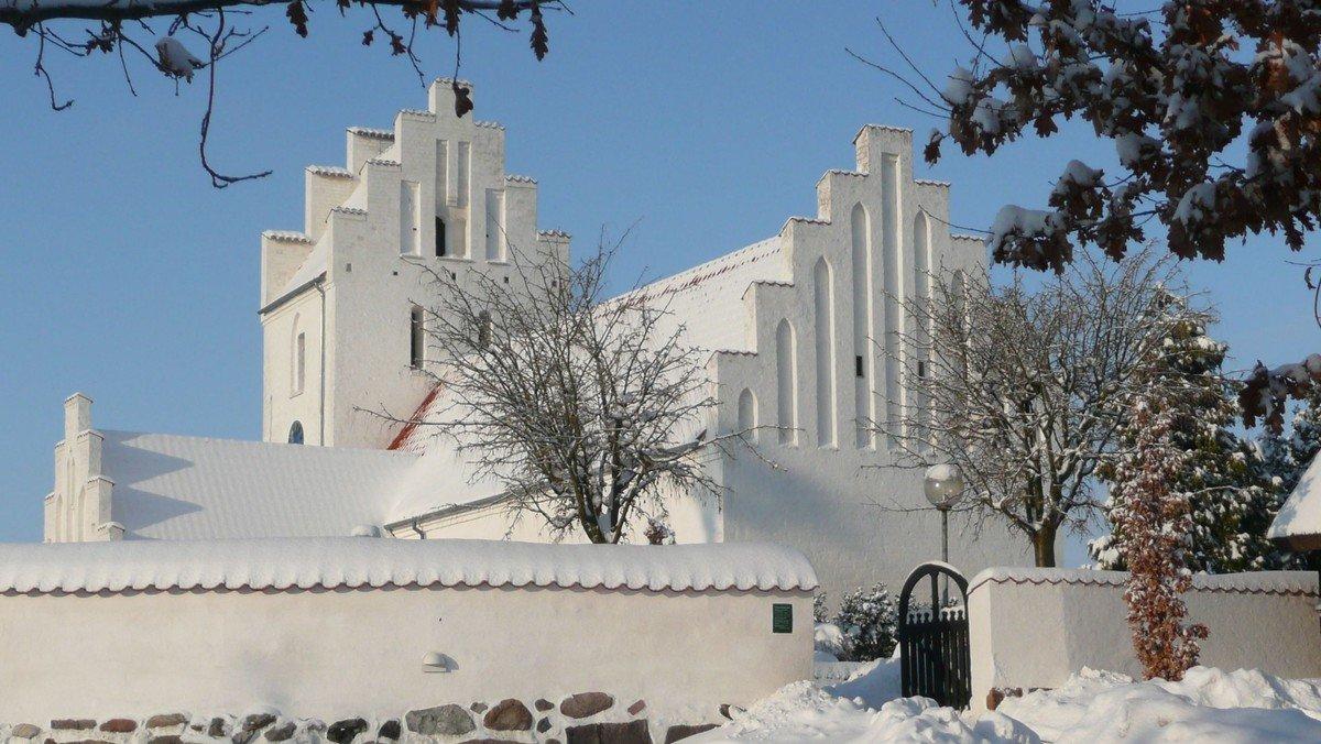Gudstjeneste. tredje søndag i advent Karlslunde Kirke (kopi)