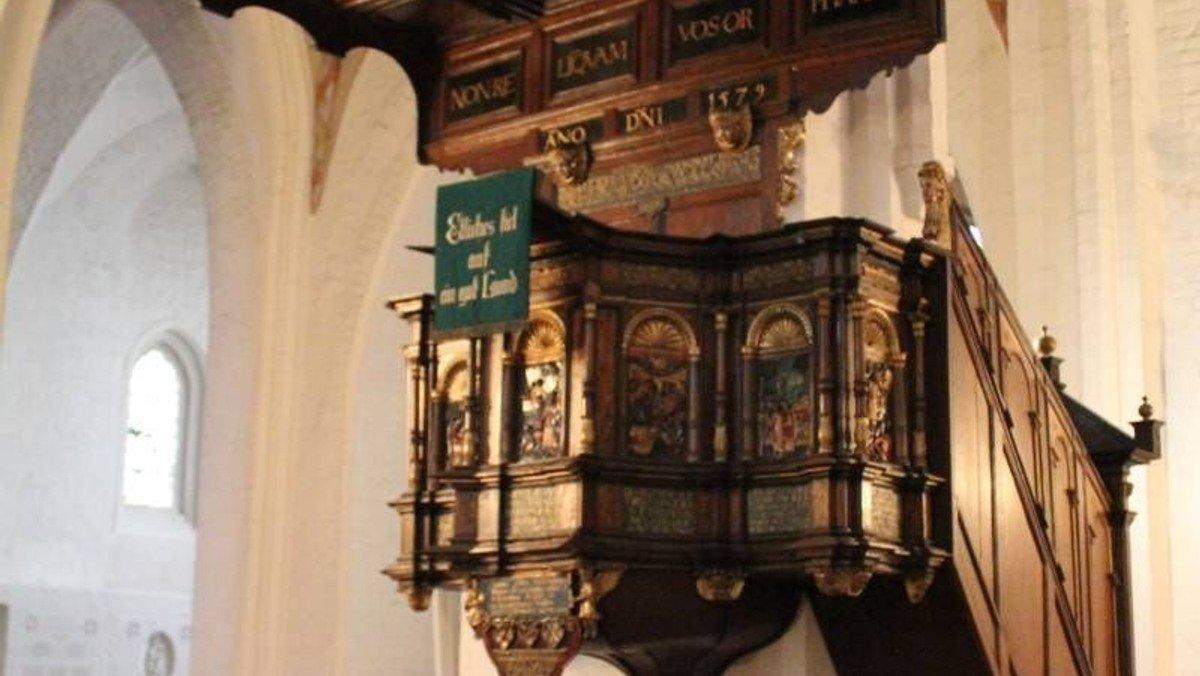 Estland-Gottesdienst