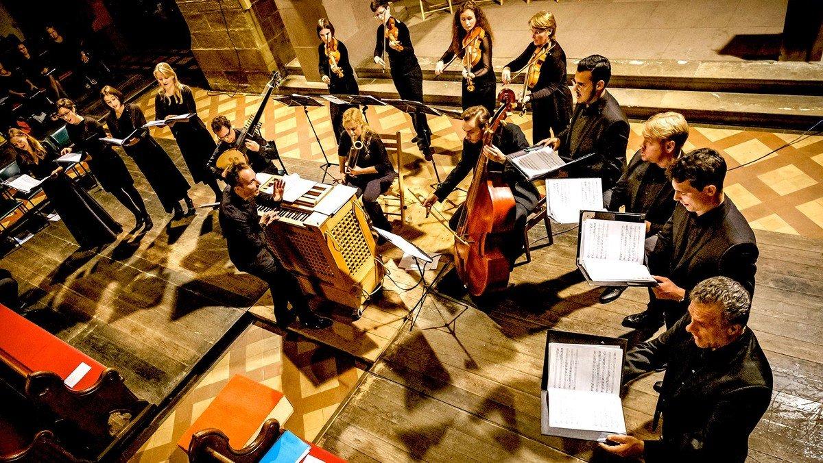 Abschlusskonzert der Buxtehude-Tage 2021 - in St. Jakobi