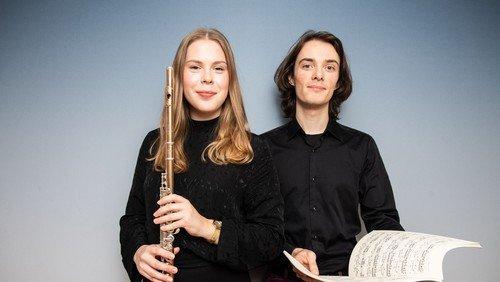 Koncert med Kaja Andersen og Florent Franklé, fløjte og klaver