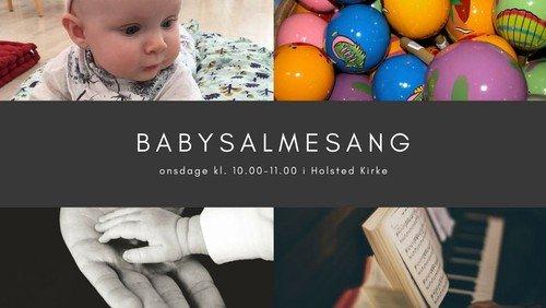 Babysalmesang aflyst pga. ferie