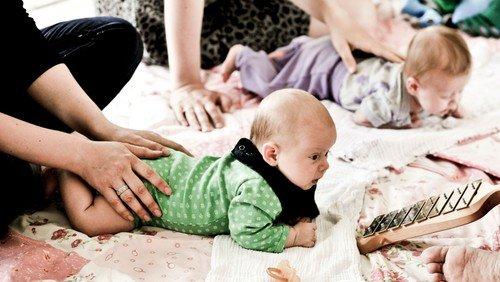 Aftensang - for babyer og deres familier i Nørre Snede kirke