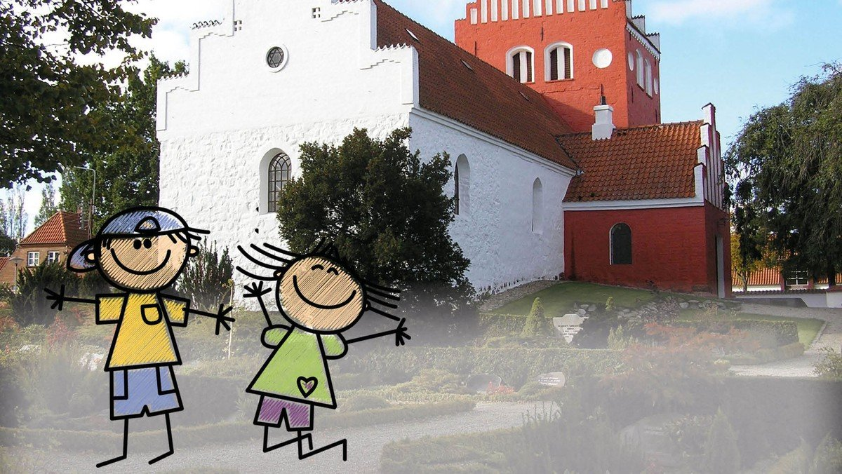 Børnekirke i Udby