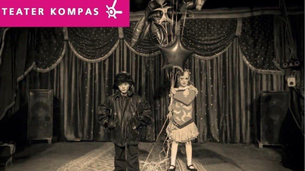 KOMPAS DRAMA - let øvede fra 8-12 år