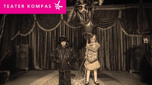 KOMPAS DRAMA - begynder / let øvede fra 13 - 16 år