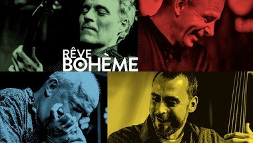 Sommergrill- og jazz med Rêve Bohème