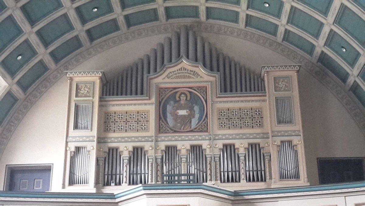 Festgottesdienst mit Einweihung der restaurierten Steinmeyer-Orgel