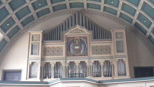 Festgottesdienst mit Einweihung der Steinmeyer-Orgel