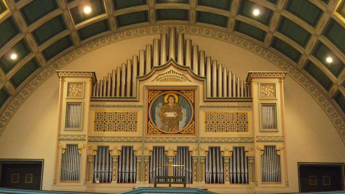 2. Orgelkonzert an der sanierten Steinmeyer-Orgel