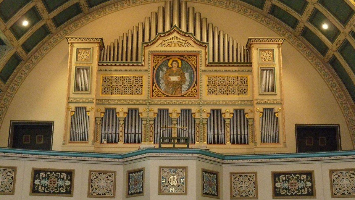 """Orgelkonzert für Familien: """"Peter und der Wolf"""""""