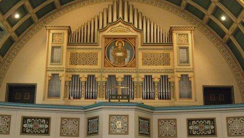 Orgelkonzert für Familien: