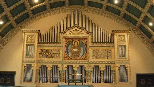 3. Orgelkonzert an der sanierten Steinmeyer-Orgel