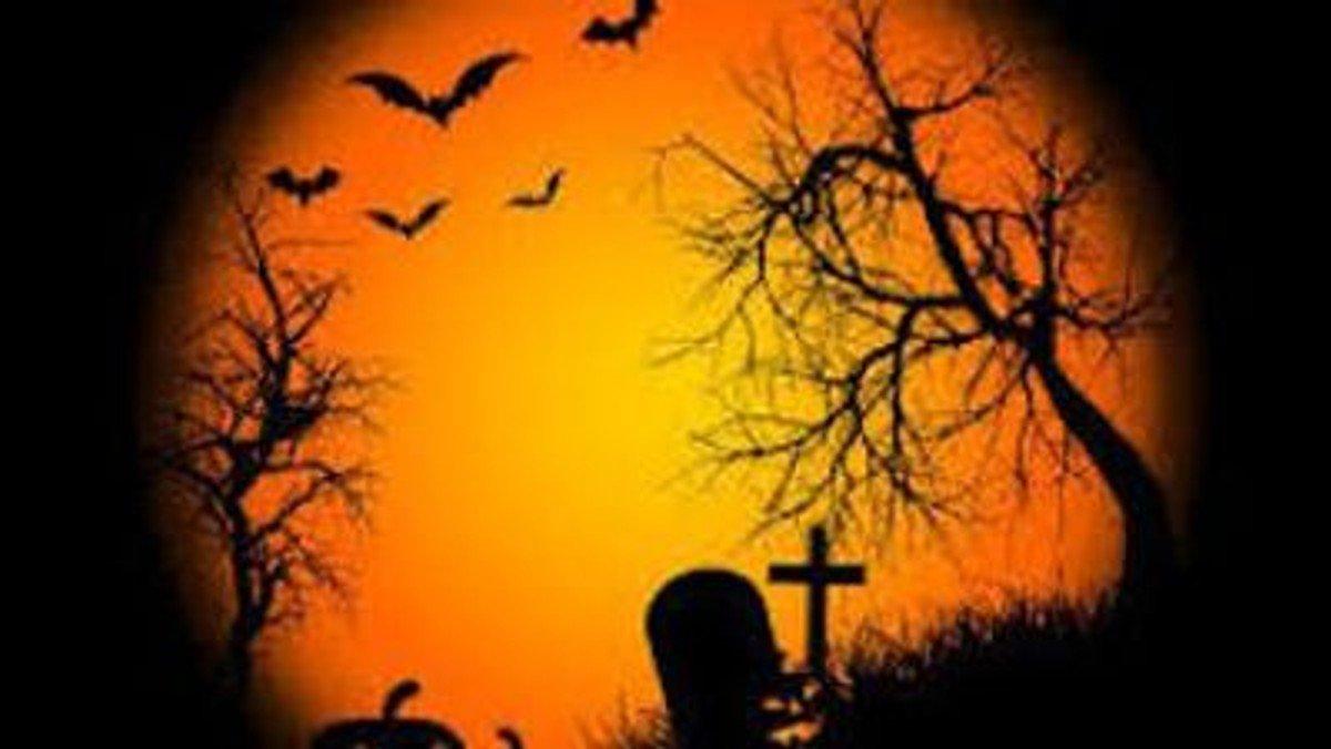 Halloweenbørnegudstjeneste ved Malene Flensborg