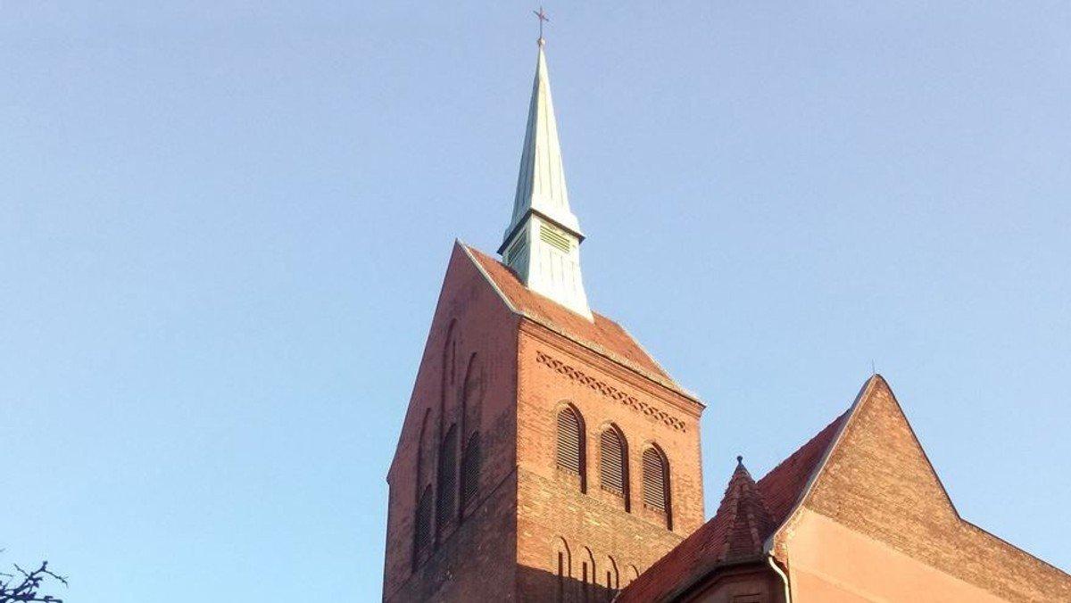 Gottesdienst in der Kirchengemeinde Zum Heilsbronnen