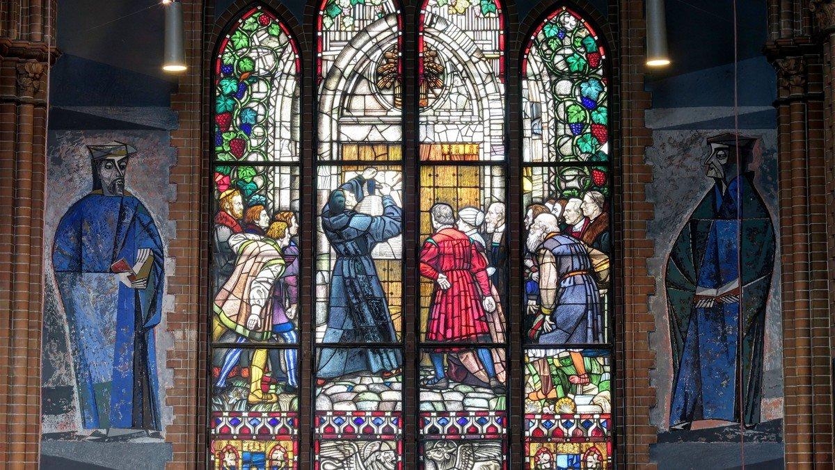 Gottesdienst zum Reformationstag
