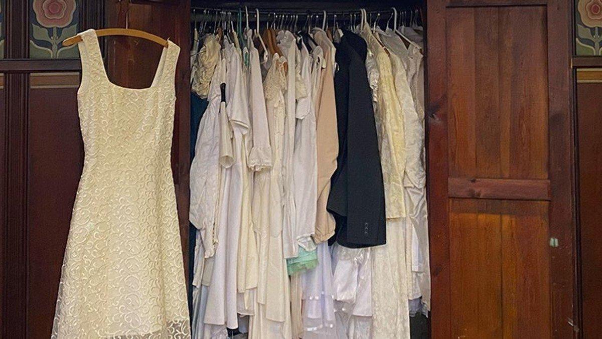 Workshop for konfirmander - bliv klædt på i genbrugs-konfi'tøj