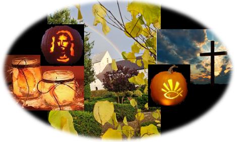 Halloween i kirke og sognehus