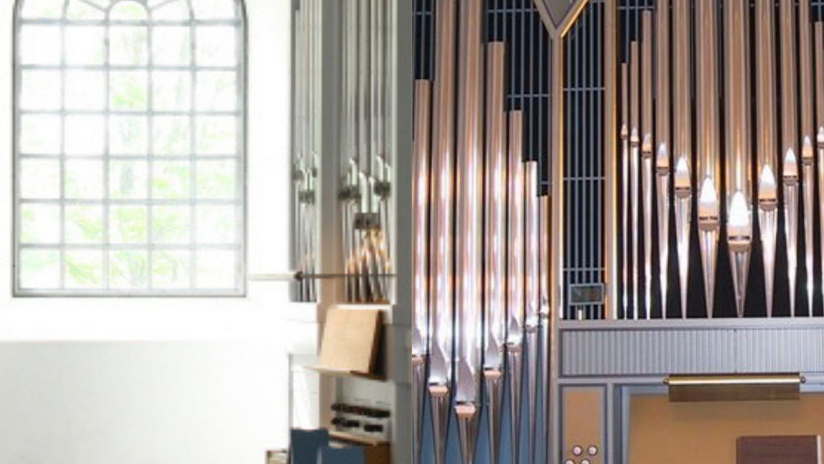 Dobbelt orgel Matine  koncert