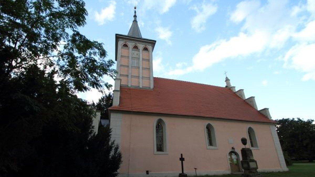 Gottesdienst in Criewen
