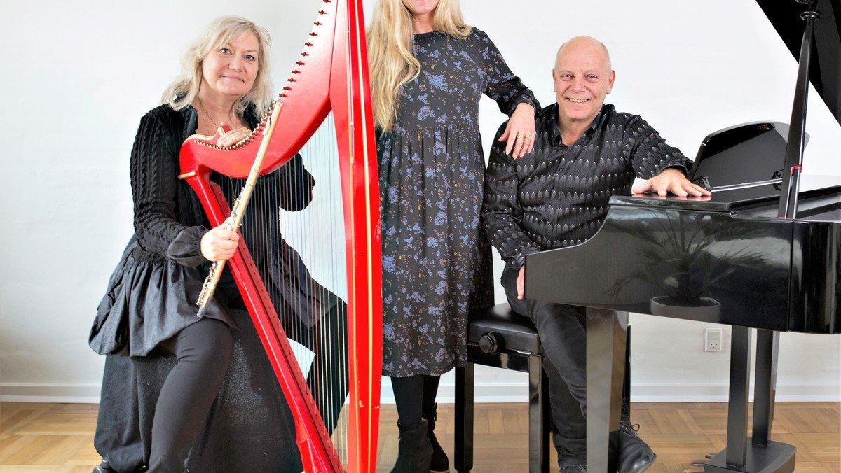 Julekoncert: Den Unikke Trio