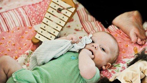 Babysalmesang og rytmik