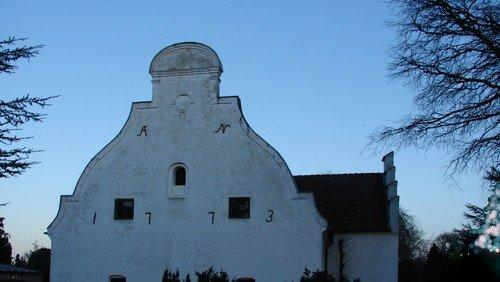 Julegudstjeneste, Fladstrand Kirke