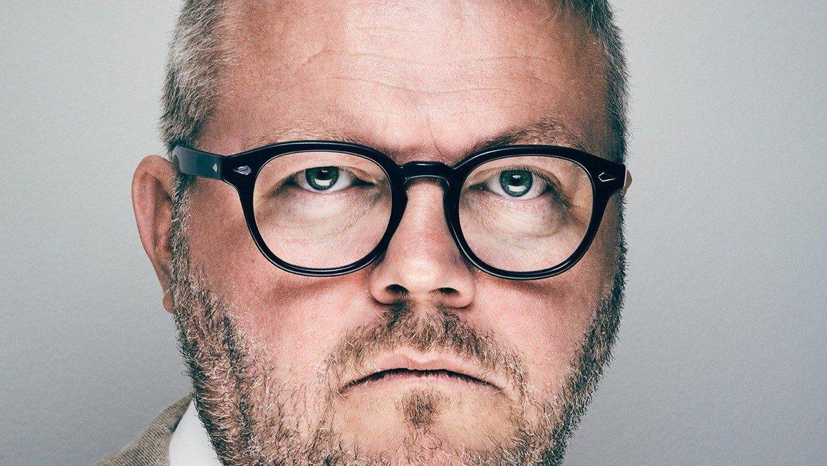 Foredrag med Kristian Ditlev Jensen