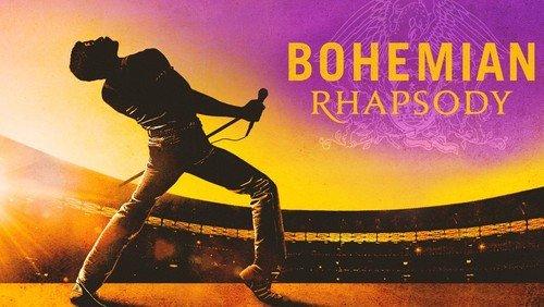 Bohemian Rhapsody - film i Laden