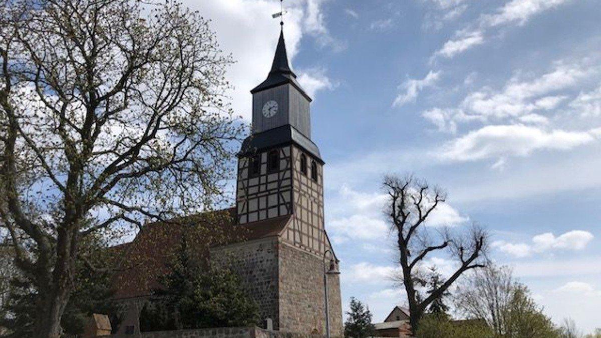 """""""Kirche nicht immer aber überall"""" in  Kunow"""