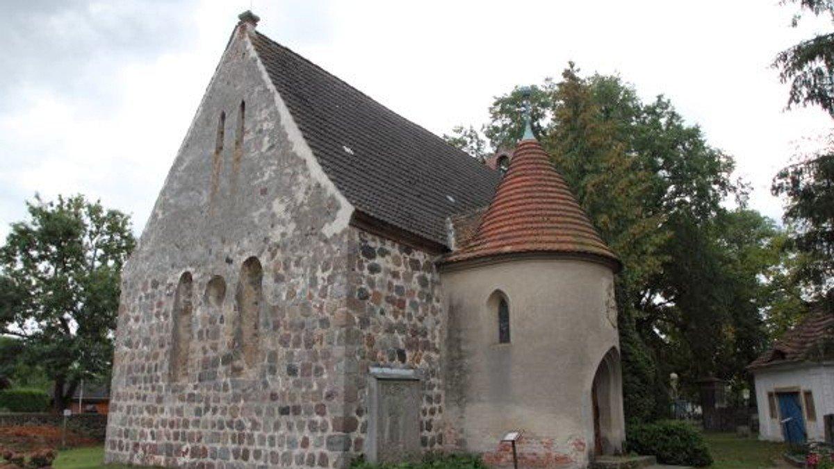 """""""Kirche nicht immer aber überall"""" in  Zützen"""