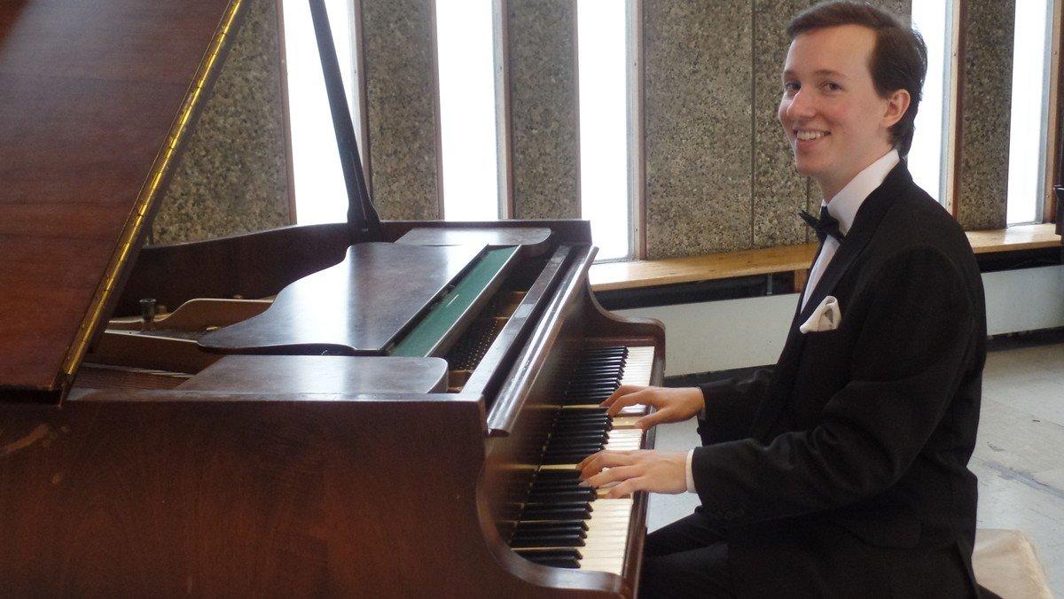 Klavierkonzert mit Maximilian Szadziul