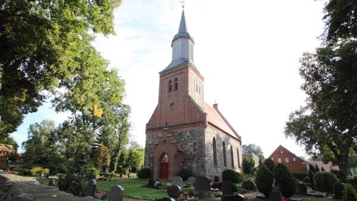Gottesdienst zum Erntedankfest in Stendell