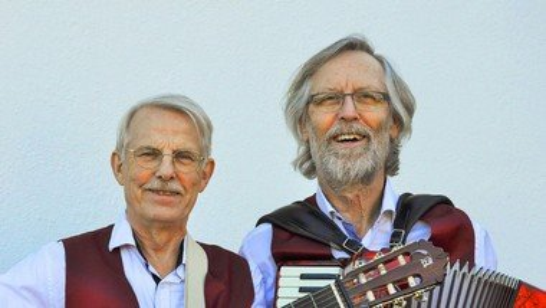 Musikalsk underholdning med duoen