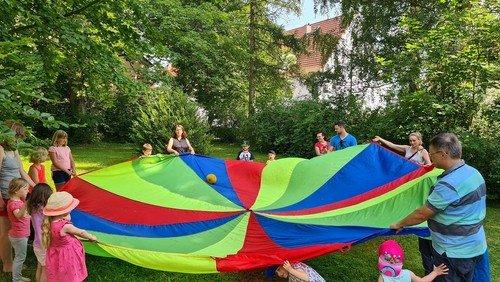 Kindernachmittag Paul-Gerhardt-Kirche