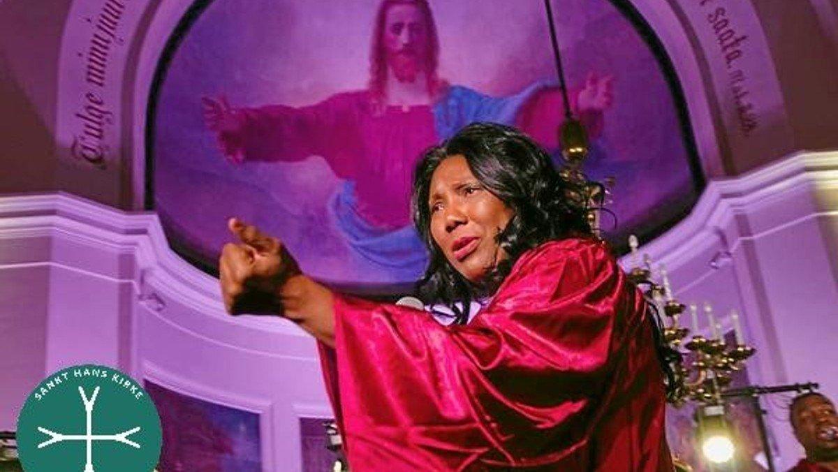 The Harlem Spirit of Gospel in concert