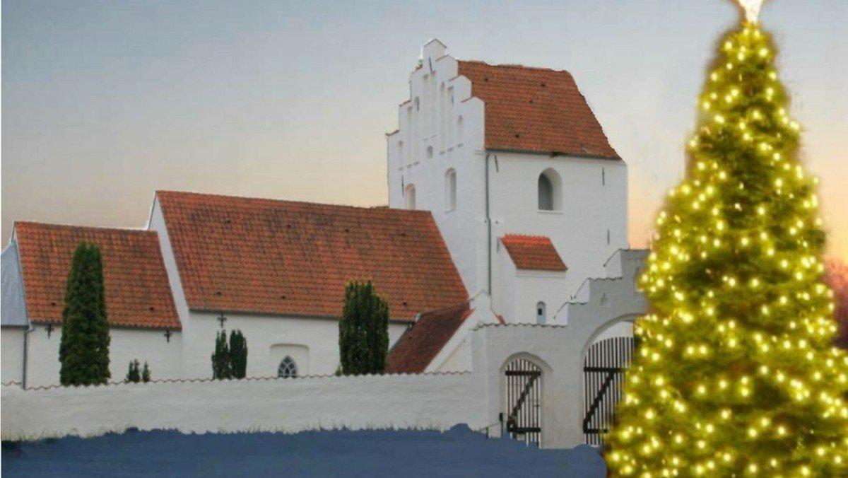 Juletræstænding v/Anne Mia