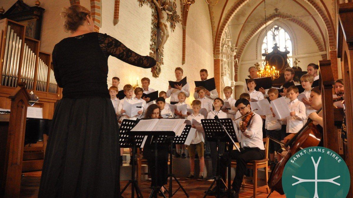 Efterårskoncert med Odense Drengekor