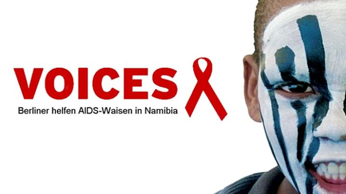 VOICES 2021 - Benefiz-Konzert für AIDS-Waisen in Namibia