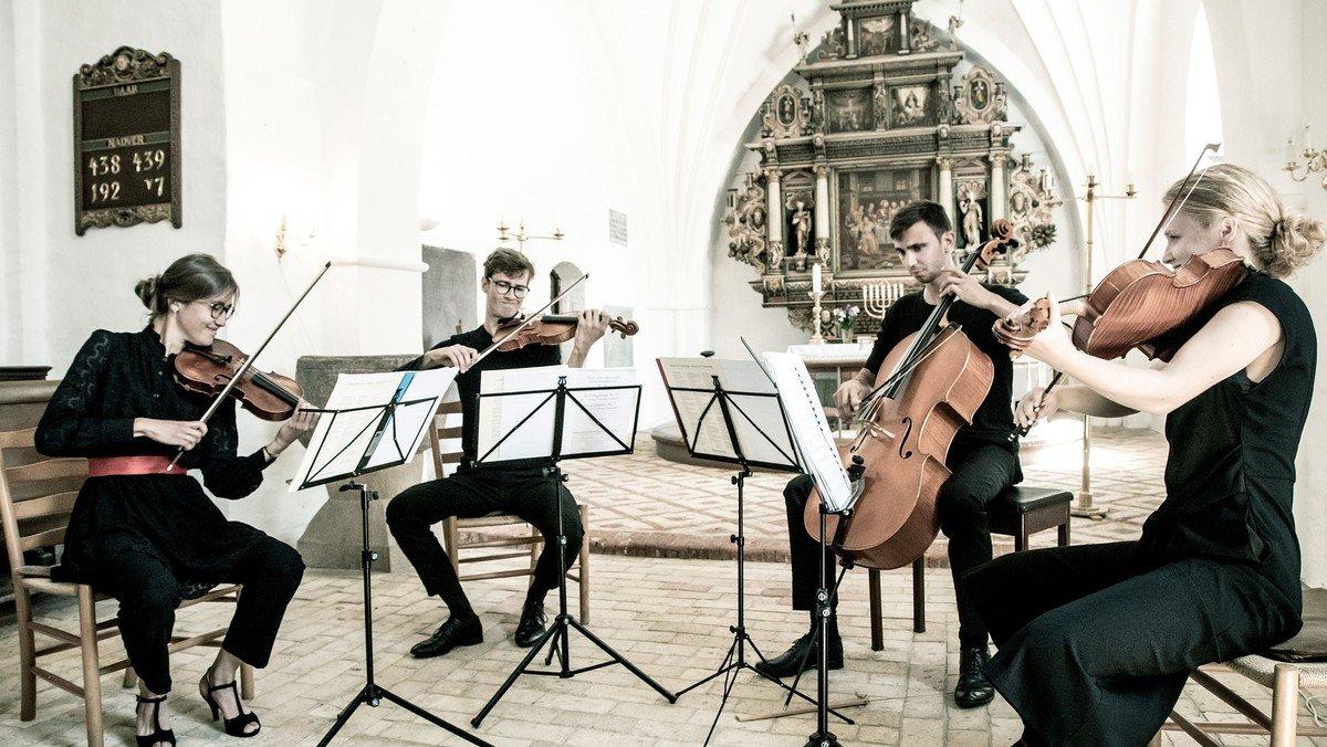 Kammermusikkoncert i Graabrødre Klosterkirke
