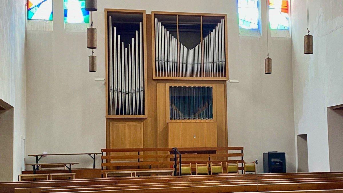 Orgelkonzert (Organist Schneider)